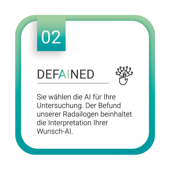 Defained